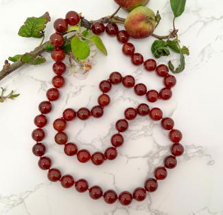 carnelnecklace