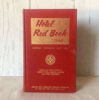 hotelbook1960